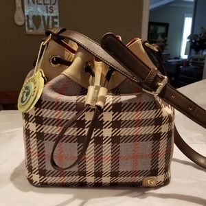 Spartina 449 Palmetto Drawstring Purse